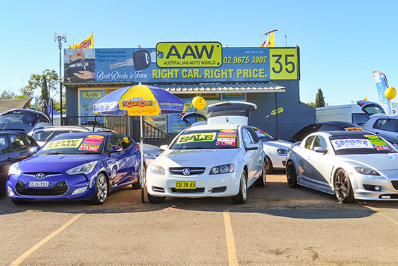 Used Car Dealerships Victoria