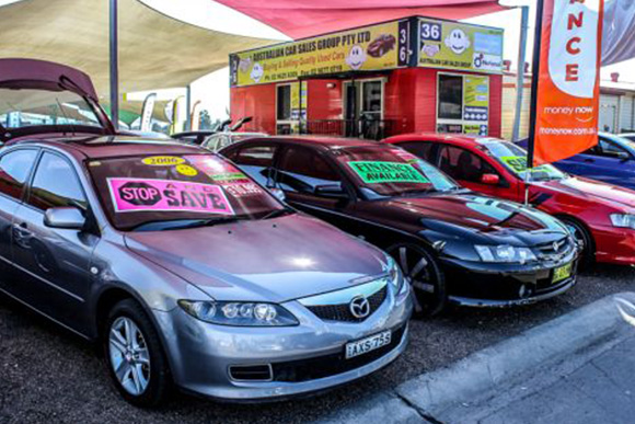 Australian Car Sales Group