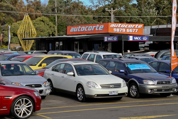 Autocorte Dealership