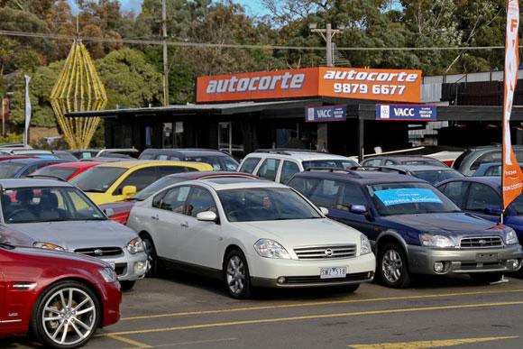Melbourne Dealers Car City