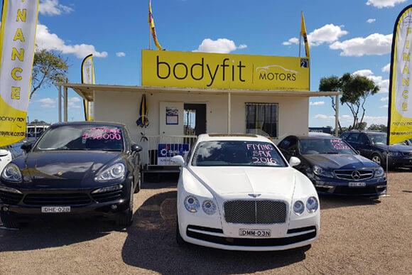 Bodyfit motors car city for Motor city auto sales