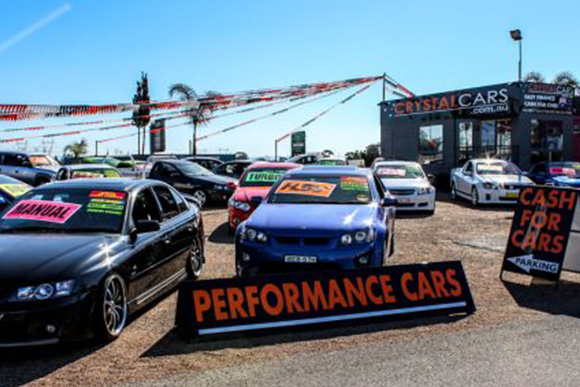 Crystal Cars Minchinbury