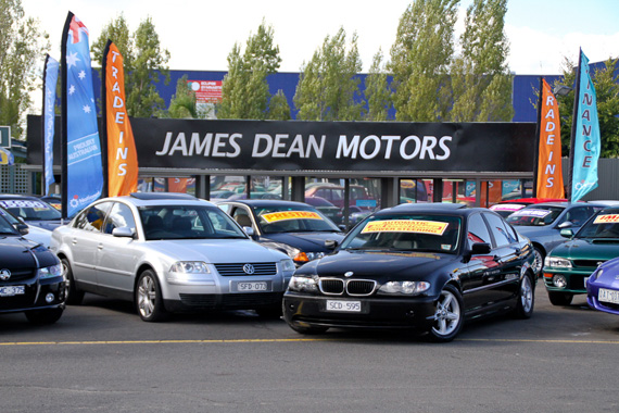 James Dean Motors Dealership