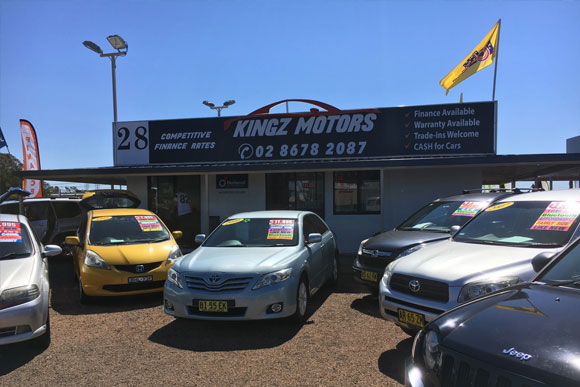 Biggest used car dealers near me