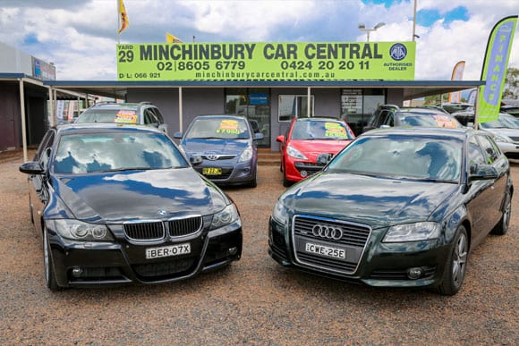Minchinbury Car Central