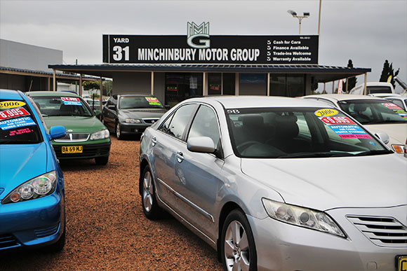 Minchinbury Motor Group