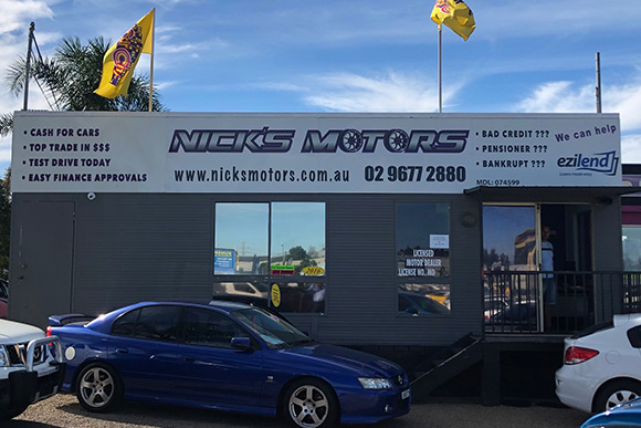 Nicks Motors