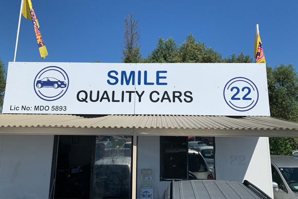Smile Quality Cars
