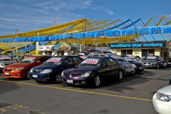 Southern Star Motors Dealership
