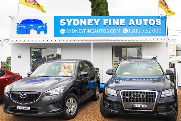 Sydney fine autos car city for Motor city auto sales